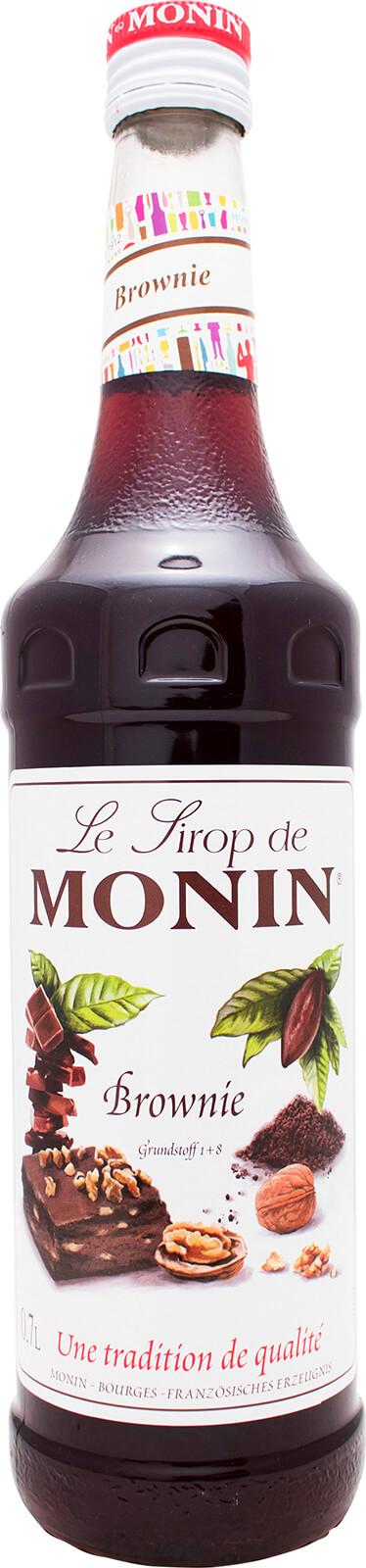 Monin Brownie Sirup 0,7 Liter
