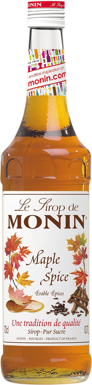 Monin Maple Spice (Gewürz Ahorn) Sirup 0,7 Liter, EUR 8,95