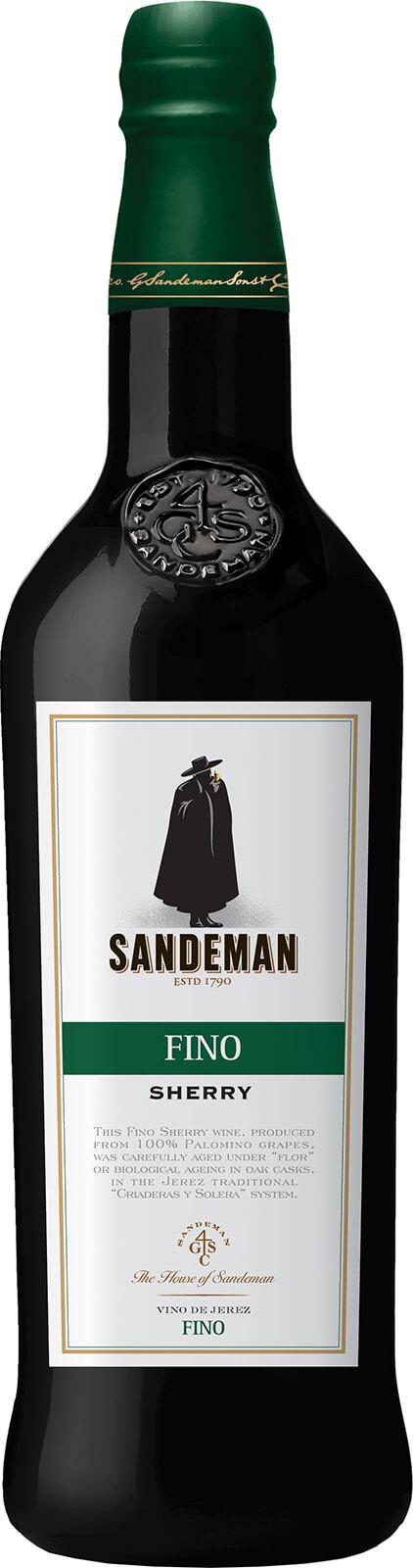 Sandeman Sherry Fino