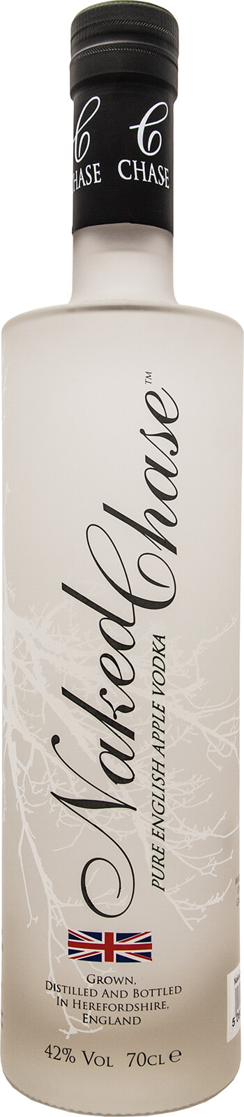 William Chase Naked Vodka 40% - Hofer Wine & Spirits